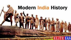 Modern Indian History for IAS
