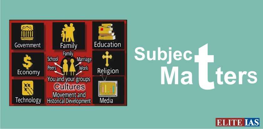 Know-Your-Sociaty better by sociology syllabus