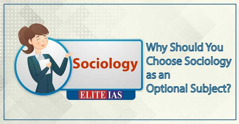 Why Sociology Subject